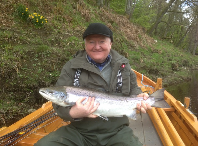 River Tay Ghillie Service